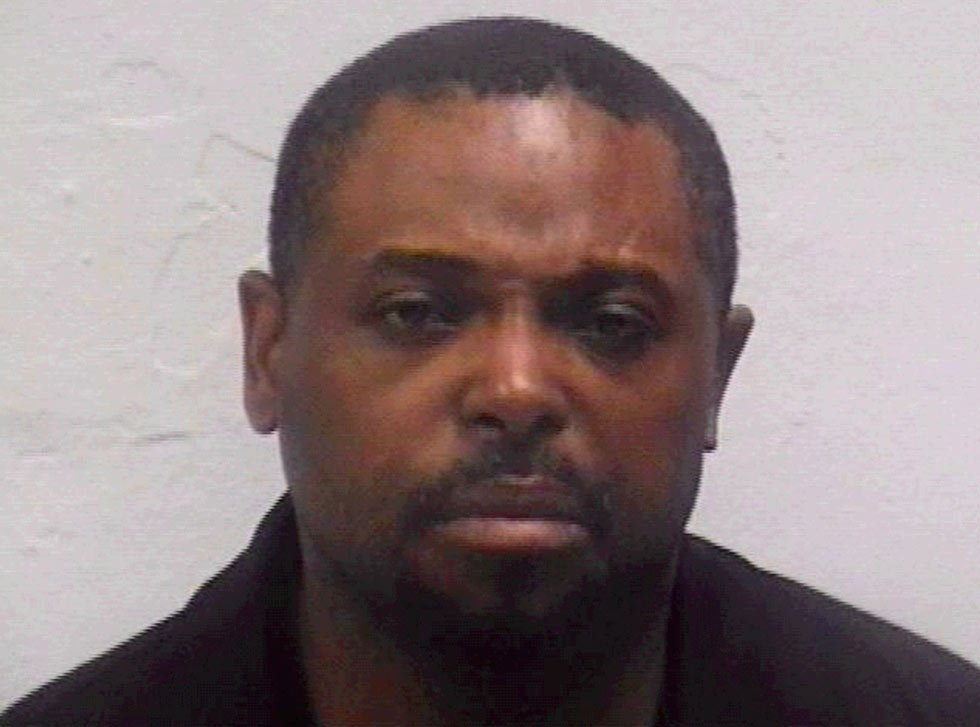 Falonzo Davis, 42, faces charges of first-degree murder and armed criminal action.