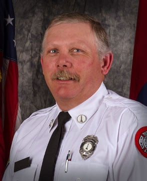 Memorial services for Lt. Bruce Britt will be Thursday at 10 a.m. at the Crossing Church in Columbia.