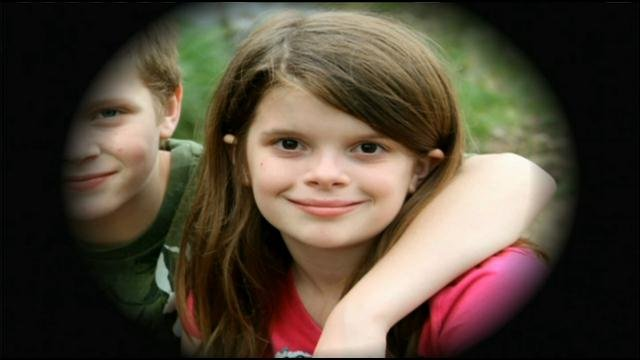 The funeral for Hailey Owens was scheduled to begin 2 p.m. Wednesday at Ridgecrest Baptist Church. The fourth-grader was killed Feb. 18 after being abducted in her neighborhood.
