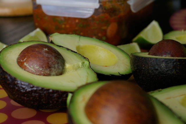 Could guacamole and some salsas become victims of global warming? Possibly, says Chipotle Mexican Grill. (Wes Little/CNN)