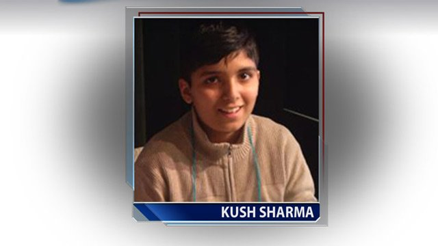 Crown Him C H A M P I O N Kush Sharma Wins Jackson County Bee