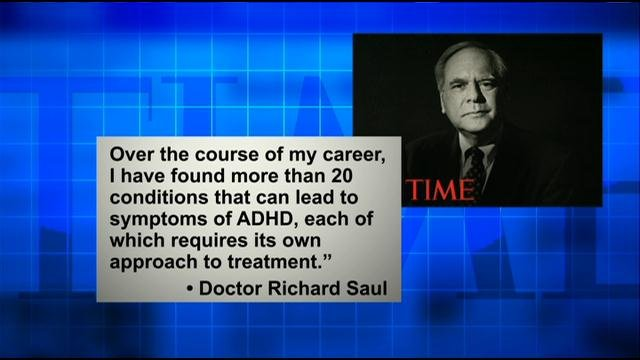 In his recent book, ADHD Does Not Exist, and essay for Time, Dr. Richard Saul, a behavioral neurologist practicing in the Chicago area, suggests that attention deficit disorders are over-diagnosed.