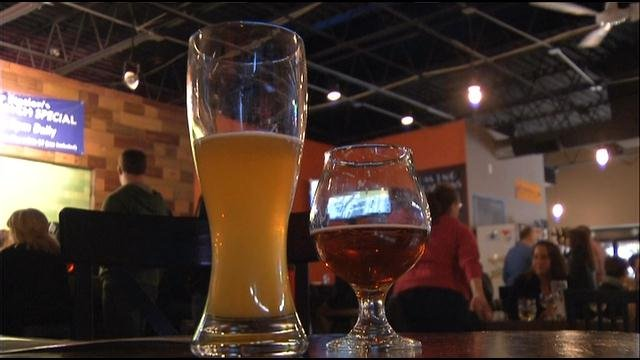 Recent numbers show the craft beer industry was worth a whopping $12 billion in 2012, and one Kansas City is just one of the businesses in the area capitalizing on that trend.