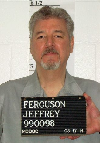 Jeffrey Ferguson was scheduled to die at 12:01 a.m. Wednesday at the state prison in Bonne Terre.