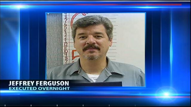 Jeffrey Ferguson abducted Kelli Hall as she finished her shift at a Mobil gas station in St. Charles on Feb. 9, 1989.