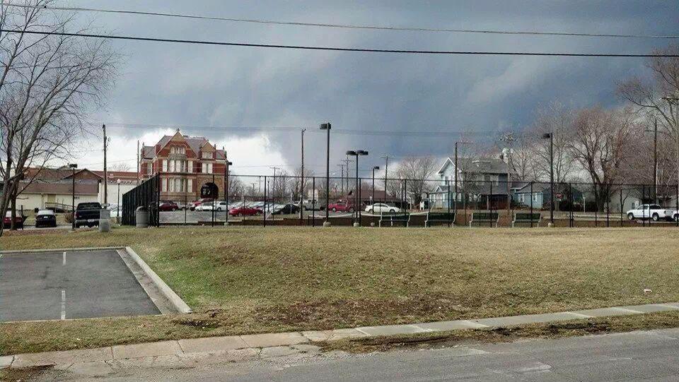 Trenton tornado