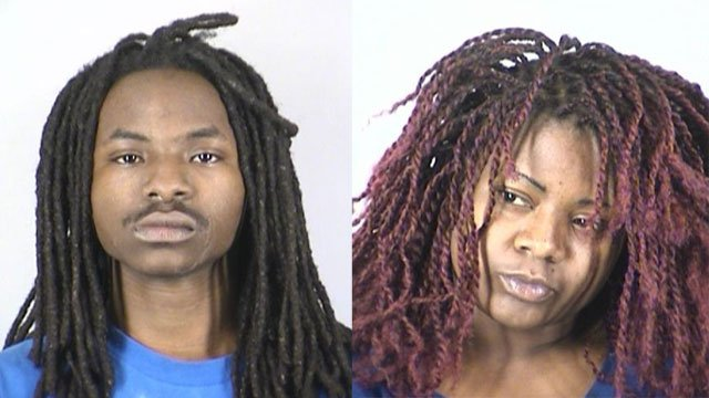 Omar T. Muhammad, 20, and Monique Ransom, 33, face second-degree murder and armed criminal action charges.