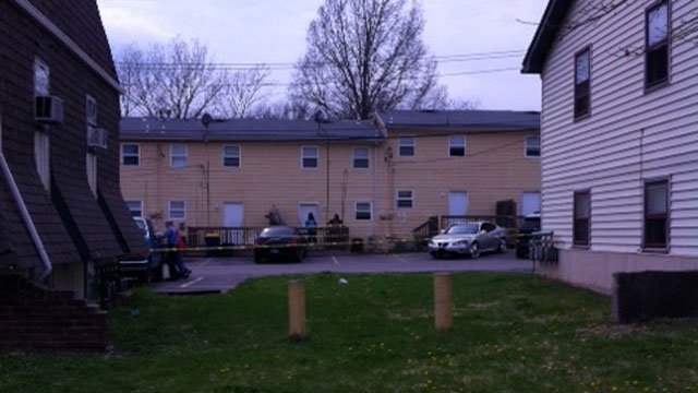 Kansas City, KS, police were called about 12:40 p.m. Sunday to the 700 block of North 70th Terrace.