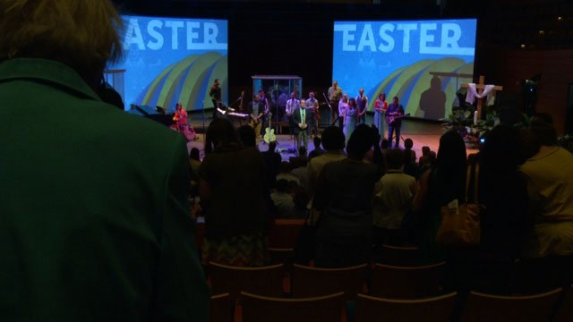 The Greater Kansas City Interfaith Council invited people all over the world to come together on Easter to remember the victims killed in shootings at a Jewish center.