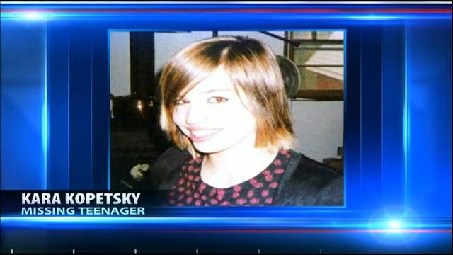 Kara Kopetsky, then 17, was last seen leaving Belton High School the morning of May 4, 2007. She would have just finished her junior year in high school.