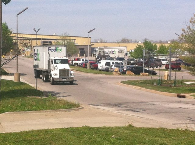 Authorities are investigating after a 21-year-old man died from injuries after an accident at a FedEx facility.