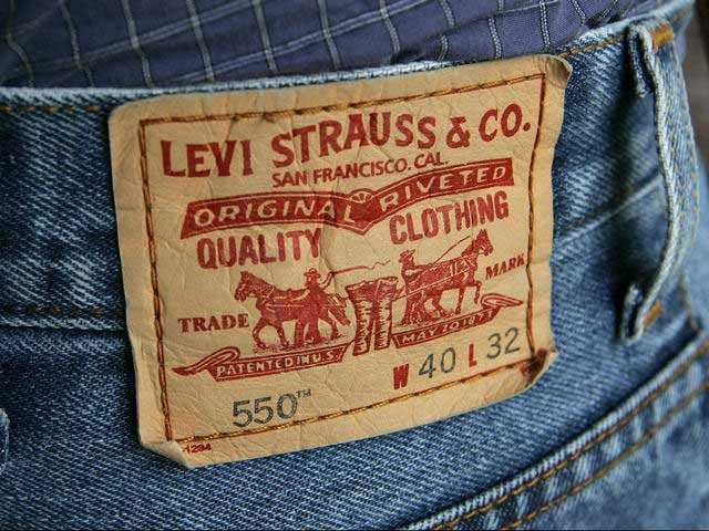 Levi Strauss CEO Chip Bergh says people should keep that closet staple out of the washing machine.