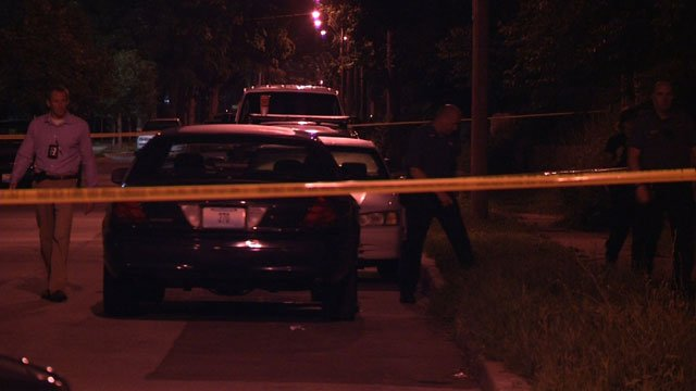 Two men are hurt after an early morning stabbing.  It happened just after 12:30 a.m. Monday at a house near East 35th Street and Montgall Avenue.