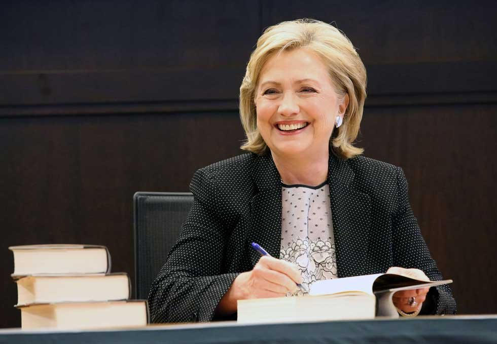 Hillary Clinton (file photo from AP)