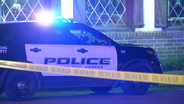 Police are still looking for the person who opened fire outside a KCK restaurant.  It happened about 9:30 p.m. Monday at Gates Barbeque at North 10th Street and State Avenue.