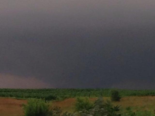 Tornado near Effingham in Atchison County, KS
