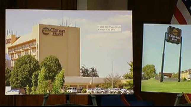 The couple admitted they hired the workers for Clarion hotels they own in Overland Park and Kansas City, KS.