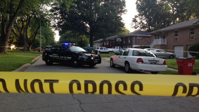Police are investigating a home invasion and shooting early Wednesday morning. It happened about 4 a.m. in the 1300 block of South McHenry Street.