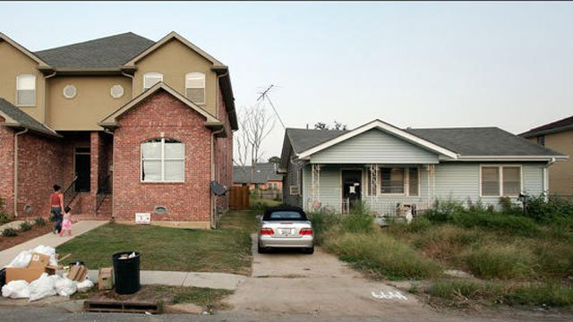 The Kansas City metropolitan area qualified for fourth place in the RealtyTrac list with 305 vacated foreclosures, or 36 percent of its foreclosed properties.