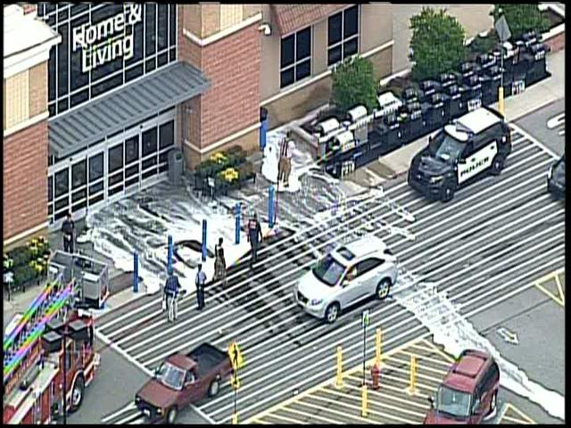 Shooting Reported At Walmart Parking Lot Wbrc Fox6 News