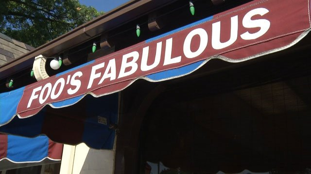 Foo's Fabulous Frozen Custard, located at 6235 Brookside Plaza, has served its concrete treats at that location for the past 26 years.