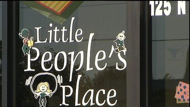 Dozens of parents had to scramble Tuesday morning after learning Little People's Place Child Development Center closed its doors indefinitely.