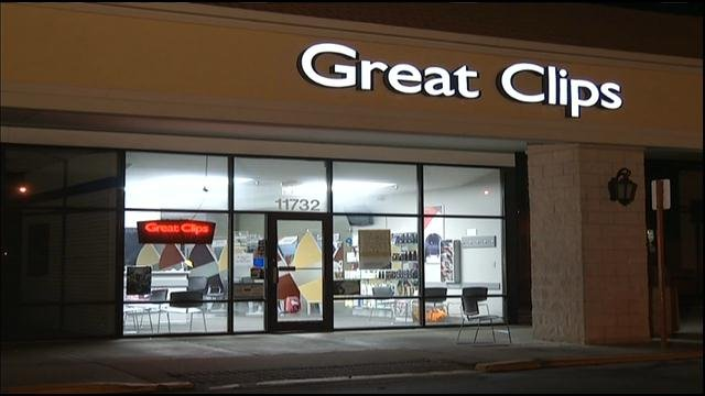 Crooks targeting great clips hair salons in kansas city for Action clips grooming salon