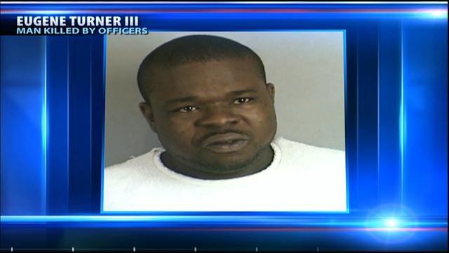 Kansas City police identified the man as 28-year-old Eugene N. Turner III, of Kansas City.