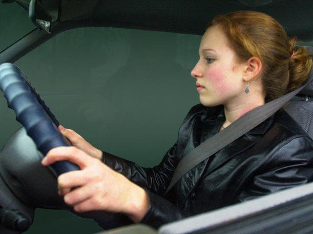 A new Kansas State University study finds gender affects the likelihood of young drivers being involved in different types of crashes.