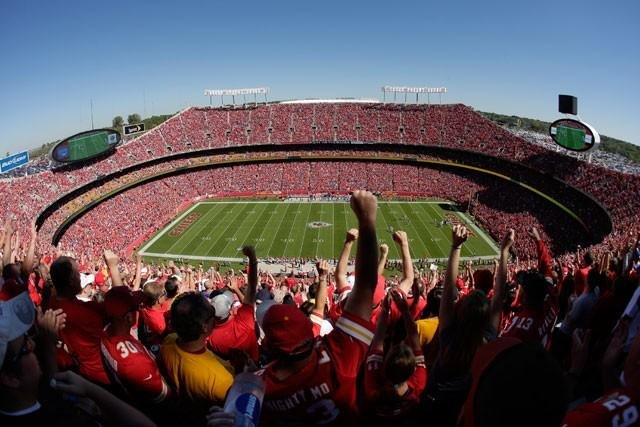 A trial has begun over a Kansas City man's claims that he was attacked during a Chiefs game because of lacking security. (AP)
