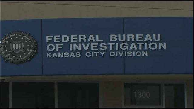 Federal Bureau of Investigation officials say the North American Savings Bank, located in the 7000 block of NW Barry Road was robbedat about 9:05 a.m. (KCTV5)