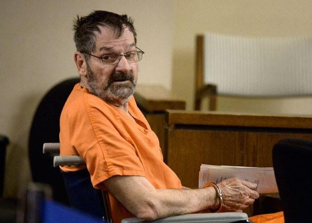Frazier Glenn Cross Jr., who also goes by Glenn Miller, 73, was charged Tuesday with trying to kill three other people during the shooting spree.