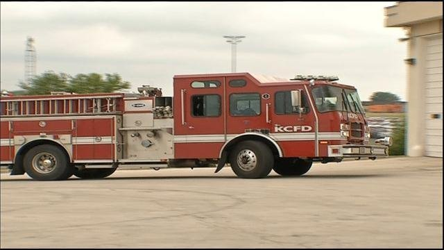 The Kansas City Fire Department has already blown through the money budgeted for overtime pay this year, and it's something that's been happening for the last several years. (KCTV5)