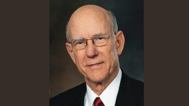 Republican Sen. Pat Roberts of Kansas is apologizing for his comment about the possibility the GOP health care bill would ease federal requirements on coverage of basic services like mammograms. (File)