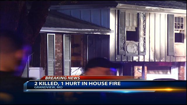 Grandview House Fire