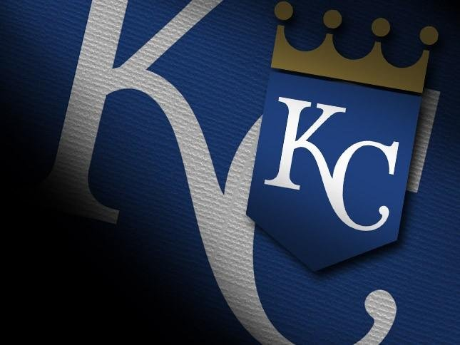Lorenzo Cain's one-out triple in the seventh ended McCuller's no-hit bid. (KCTV5)