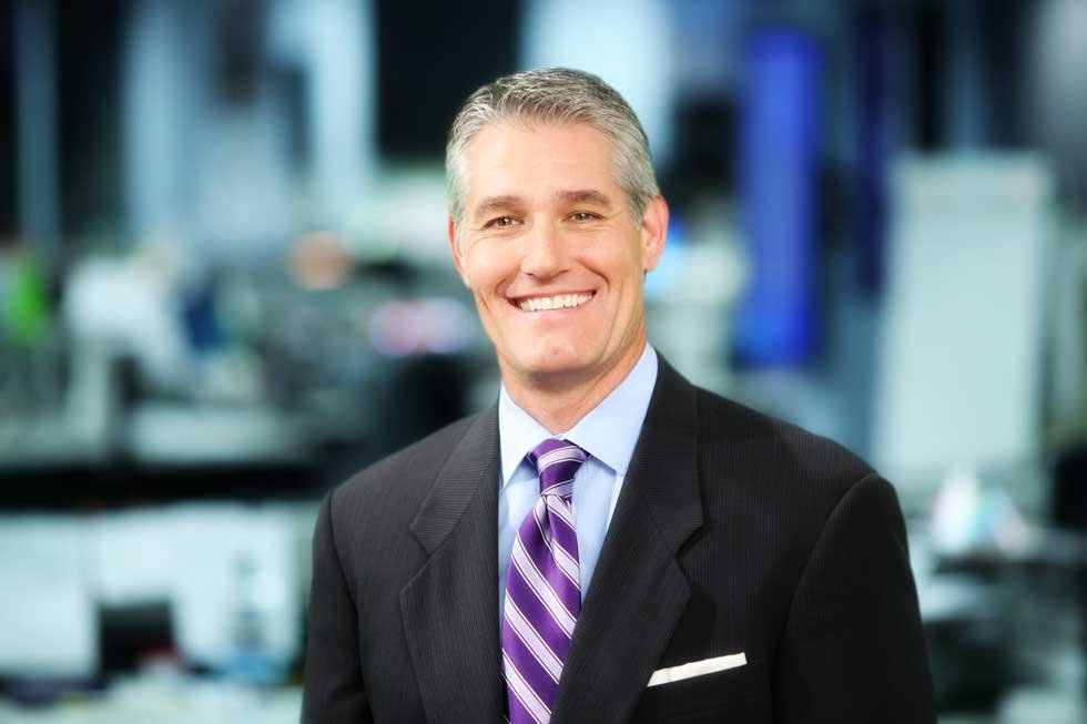 KCTV5 News anchor Brad Stephens got a nod for the best hair in Kansas for on-air personality.