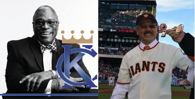 If the Royals take the crown, San Francisco Mayor Edwin Lee will travel to Kansas City to read to students. If the Giants prevail, Kansas City Mayor Sly James will serve meals to the homeless in San Francisco and sing with a church musical group.