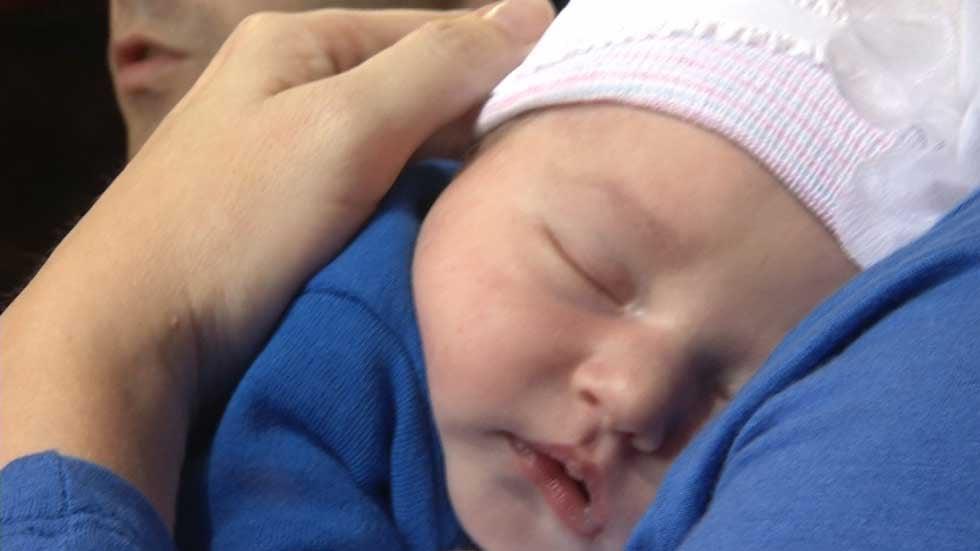 Baby Ali Hetherington