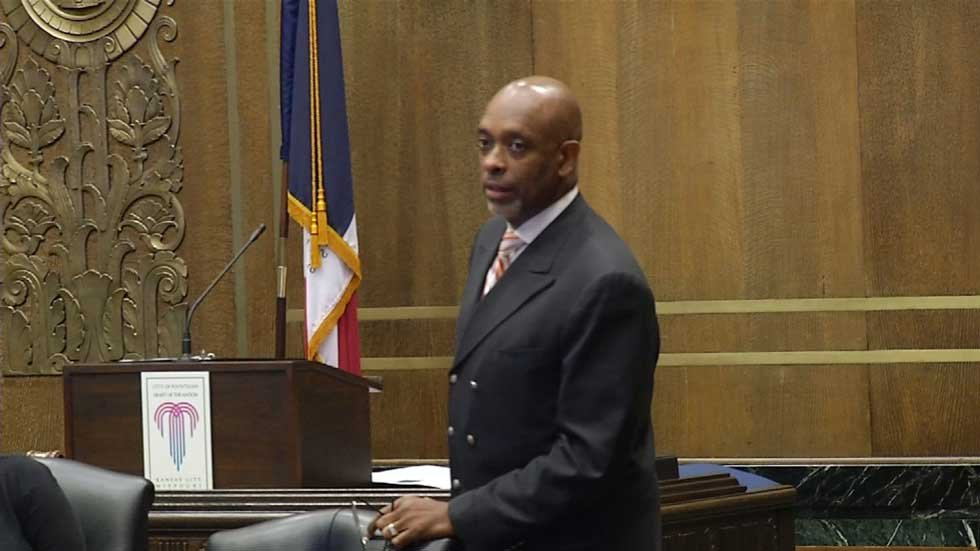 Kansas City Councilman Michael Brooks has resigned from the City Council amid allegations of workplace violence.