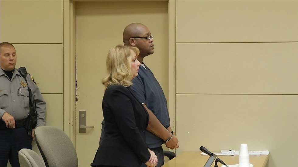 McGowan in court on Thursday