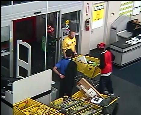 Buy employees the crooks targeted the best buy near oak park mall