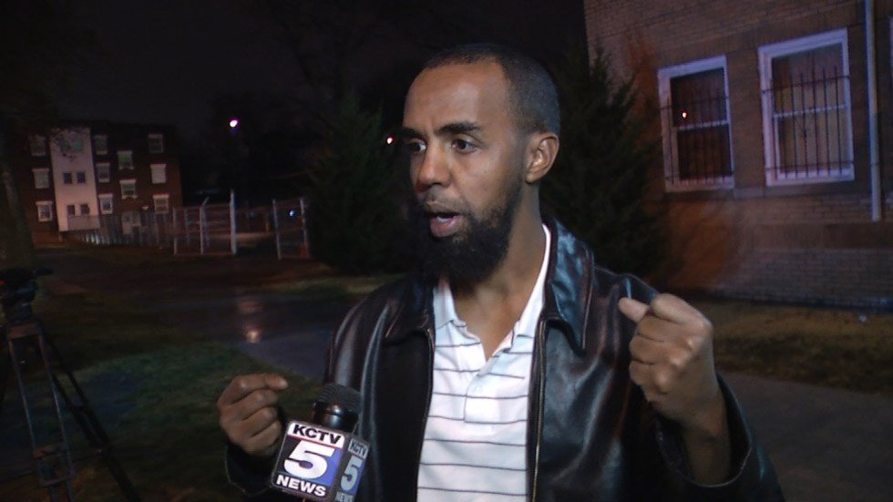 Ahmed Ahmed recounts arriving moments after a teen was struck by an SUV.