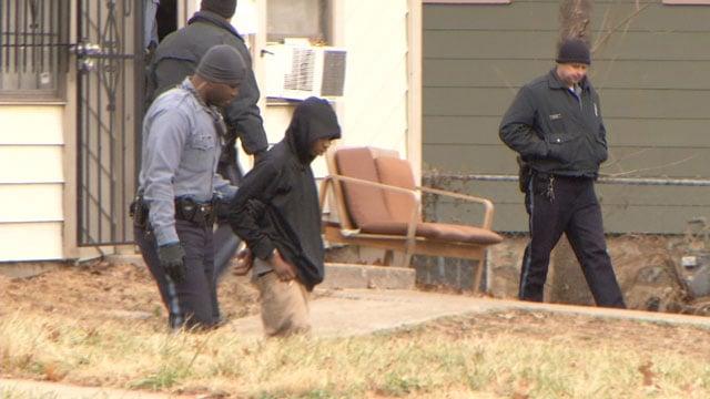 Officially, 17 arrest warrants were served, meaning KC NoVa has netted nearly 75 arrests in a week.