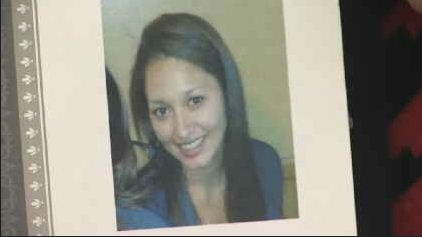 Azeneth Rodriguez was killed after the final game of the World Series when her boyfriend drove into the wrong lane and into oncoming traffic.