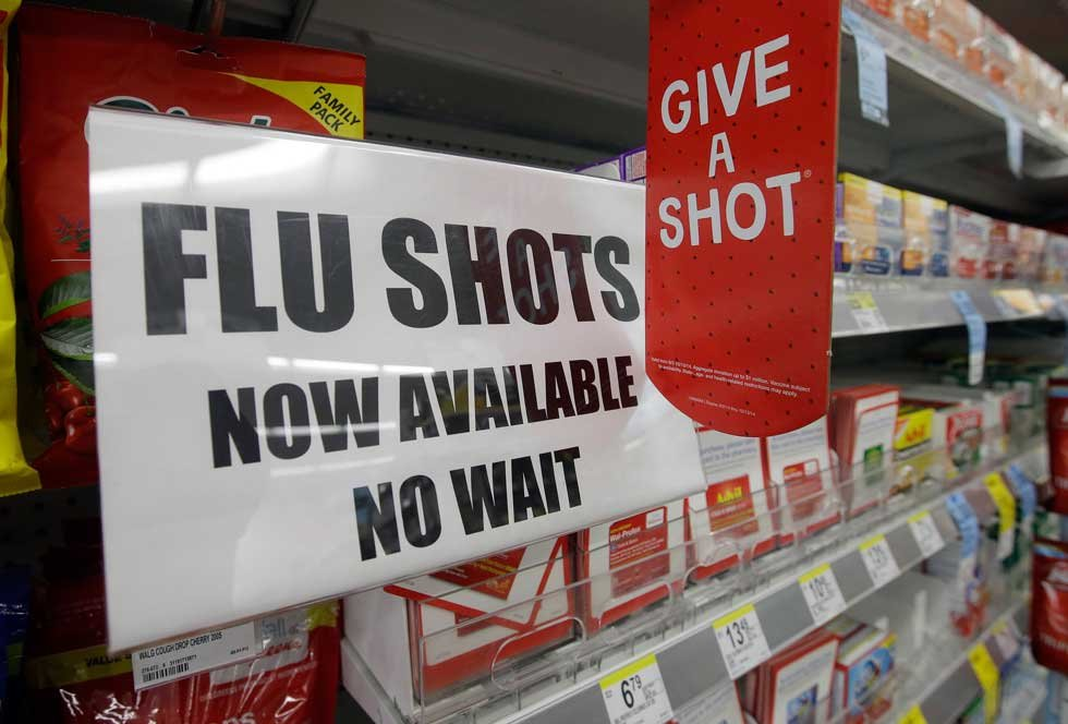 Doctors at Children's Mercy Hospital say they're already seeing flu cases and say even more areon the way. (AP)