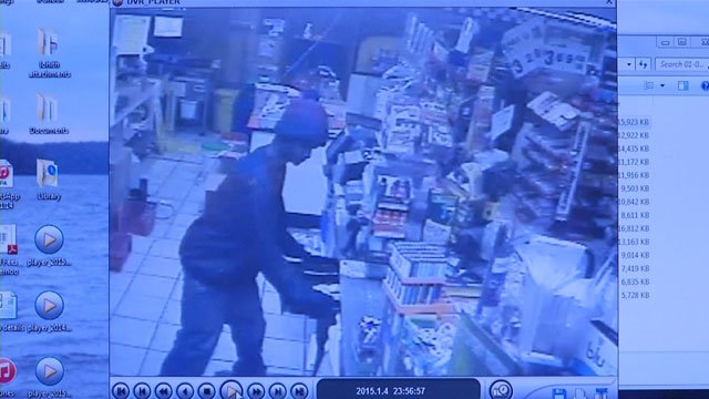 Shawnee police confirmed Saturday that they are working with the Kansas City, KS, Police Department detectives to determine whether gun shop suspects are behind five aggravated robberies from late December through Friday morning.