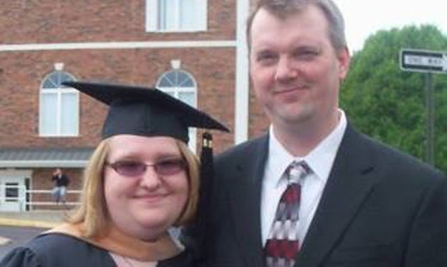 Although tragic, Beck Bieker says her husband saved her life because he carried a firearm.