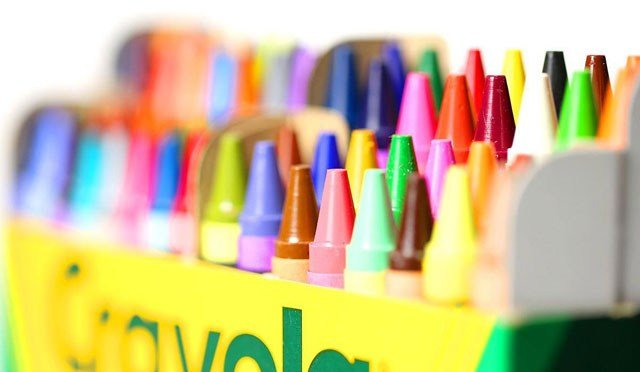 Crayola is apologizing after hackers filled its Facebook page with off-color content.