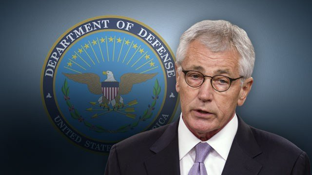 Defense Secretary Chuck Hagel is opening a farewell tour to thank troops for their service as he prepares to turn over his duties to his designated successor, Ashton Carter.
